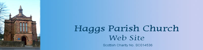 Welcome to Haggs Parish Church Website